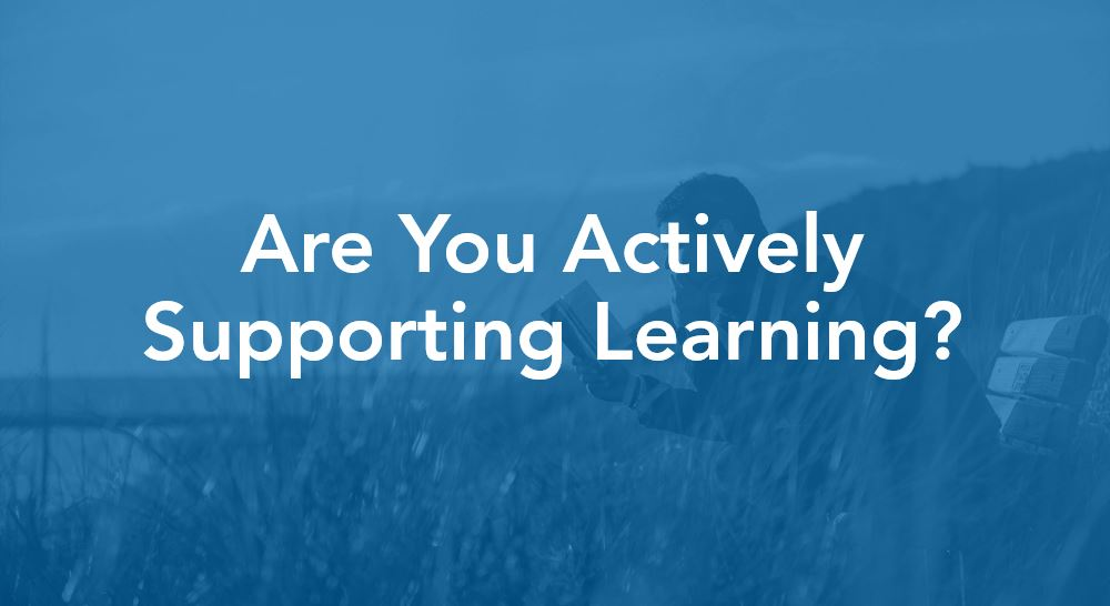 Are_You_Actively_Supporting_Learning