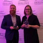 Brandon Hall HCM Excellence Award